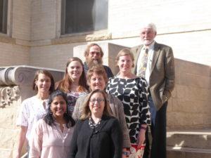The Noyce Scholarship program faculty