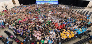 the 2015 iGem Giant Jamboree
