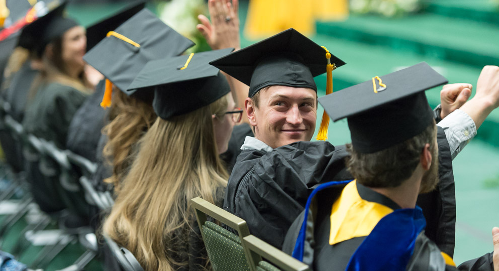 CNS Fall 2017 Commencement