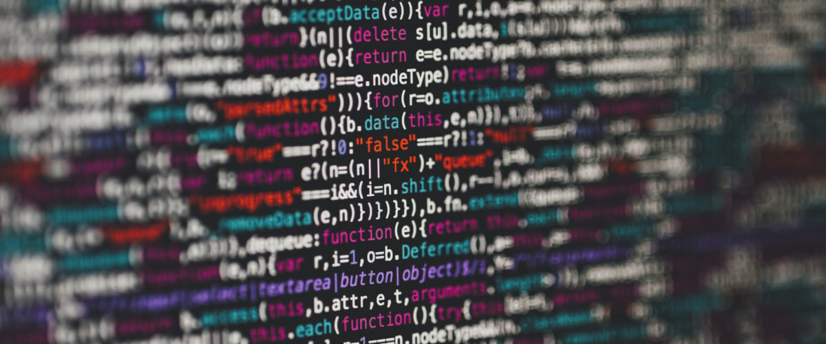CODE ON A SCREEN