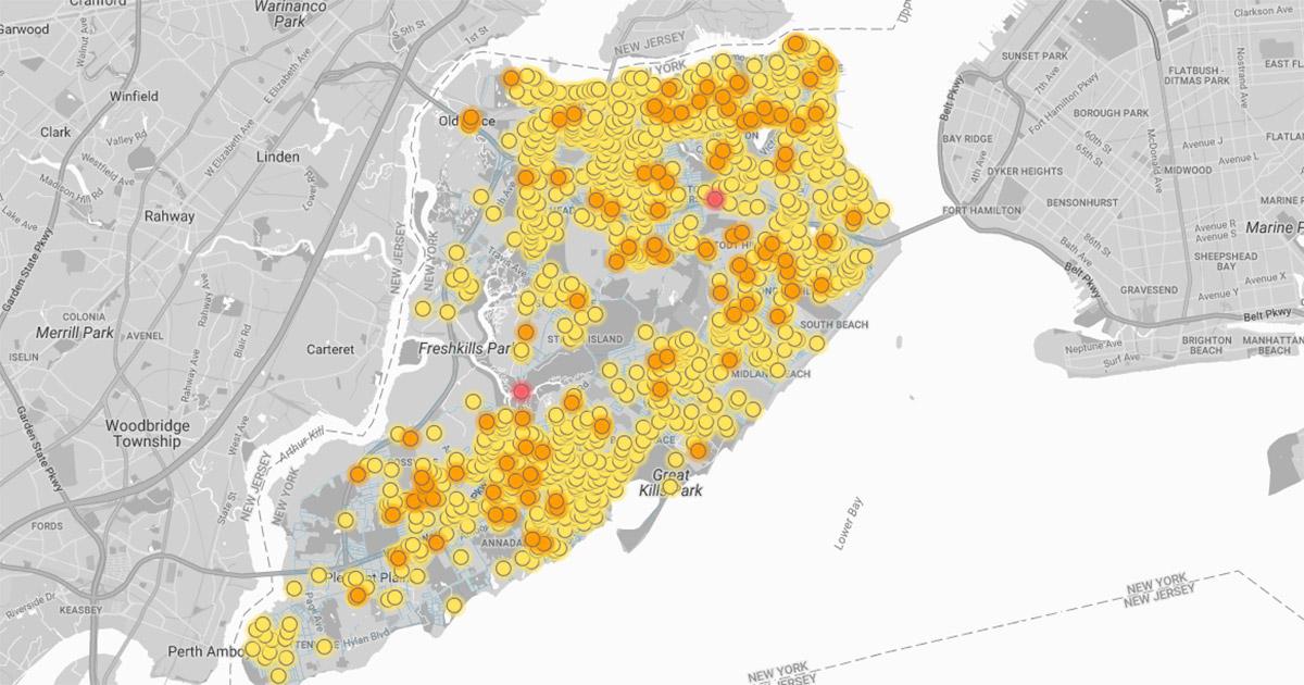staten island methane leaks