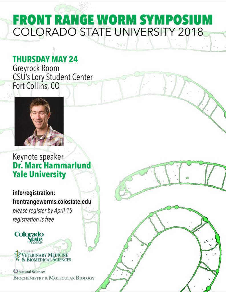Front Range Worm Symposium Poster