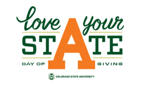 Love Your State Day of Giving logo