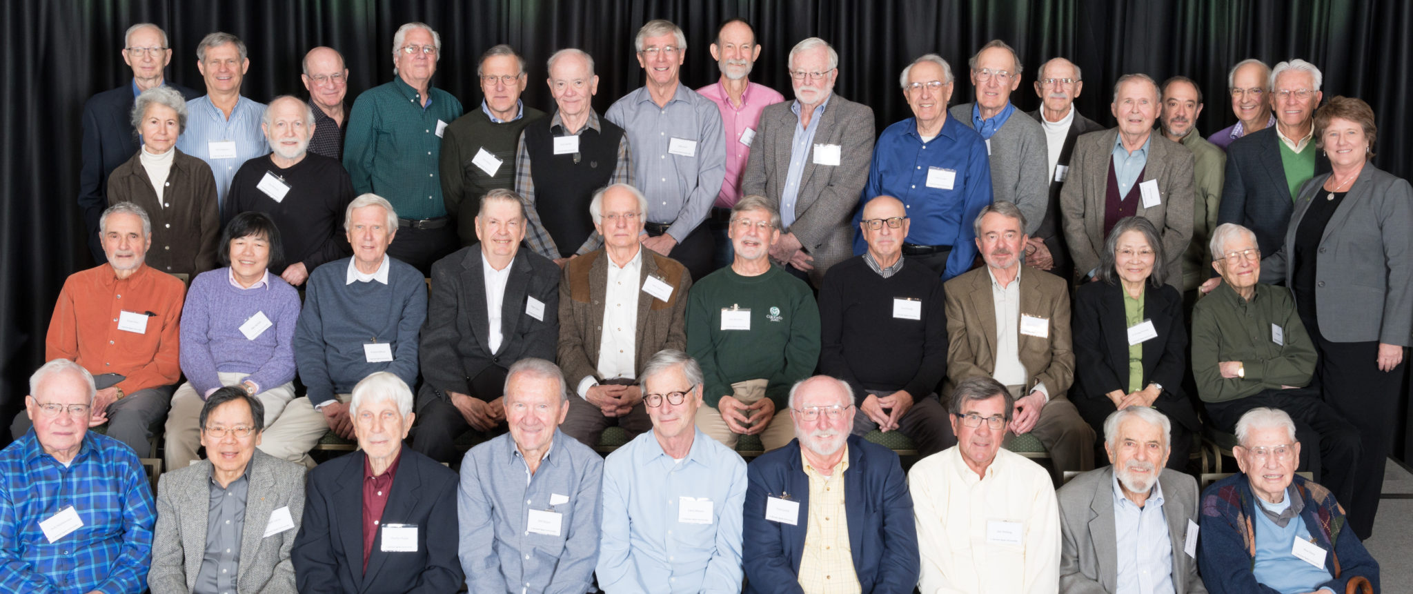 faculty emeritus breakfast group 2018