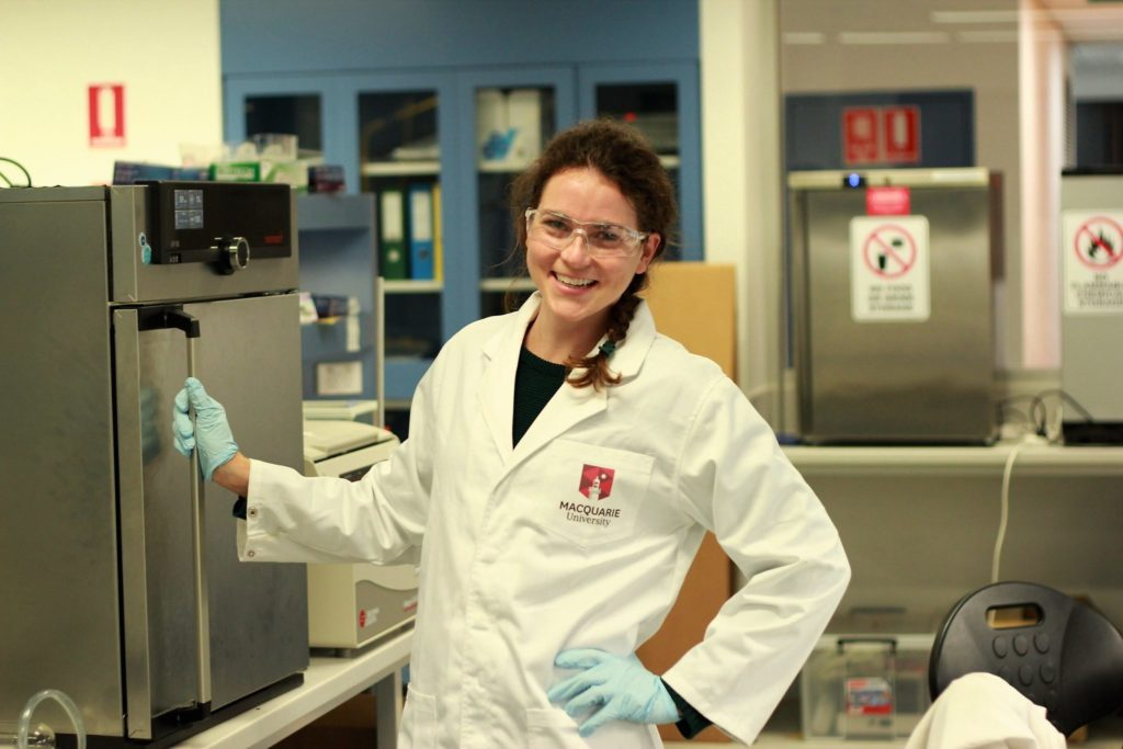 Image of Kerry Rippy, Ph.D. Candidate, Department of Chemistry