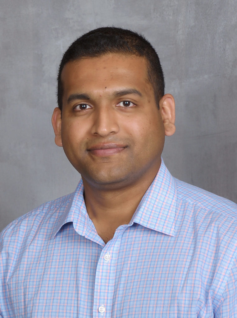 Image of Panduka Piyaratne, Ph.D. Organic Lab Coordinator for Dept. of Chemistry