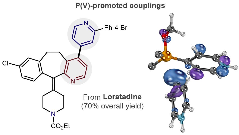 pyridine coupling
