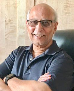 Ravi Ravishankara headshot