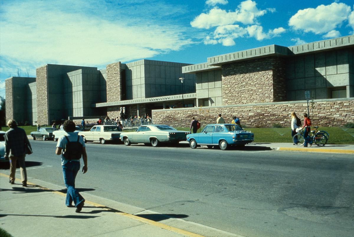 CSU Chemistry Building
