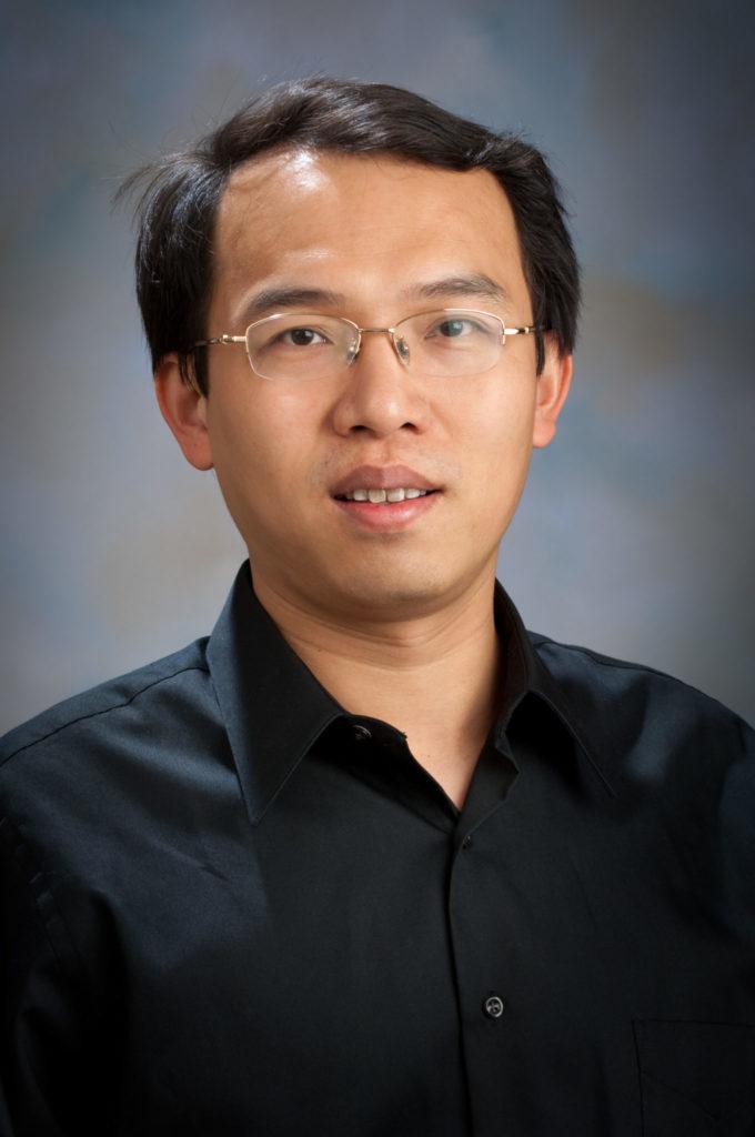 Haonan Wang portrait
