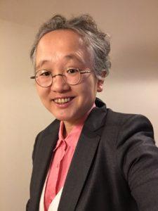 Portrait of Itsumi Kakefuda.