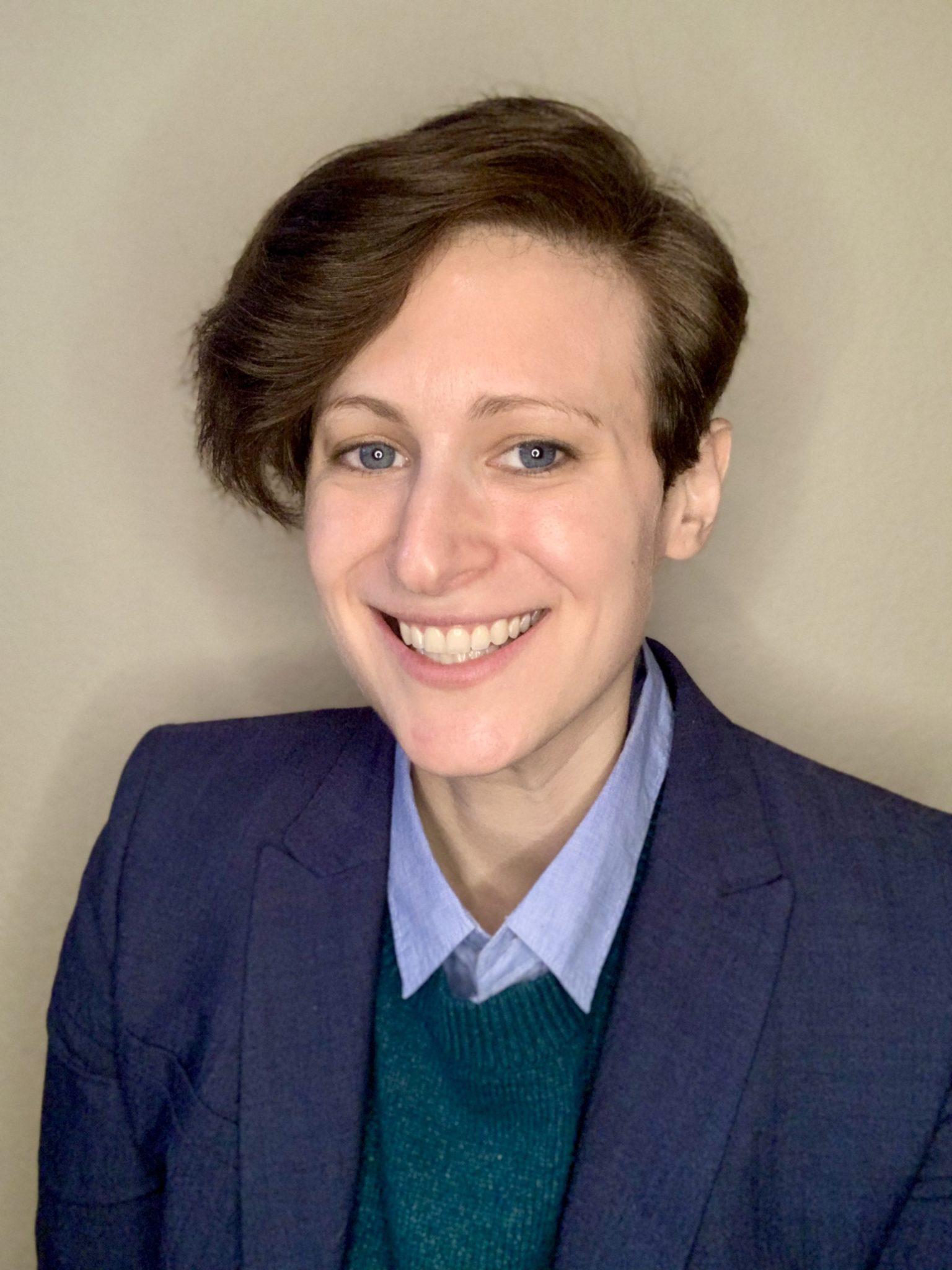 Rachel Brenner portrait