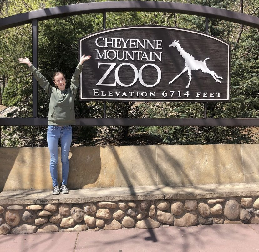 Gregory at Cheyenne Mountain Zoo