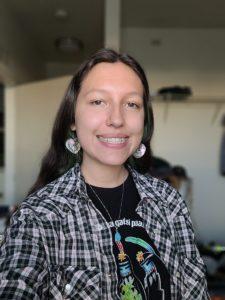 A selfie photo of Rasa Humeyumptewa